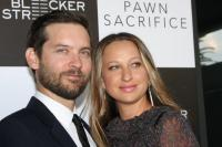 2. Jennifer Meyer und Tobey Maguire